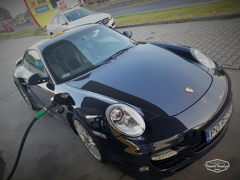 Porsche 911 Turbo S - Foto T. Kamiński