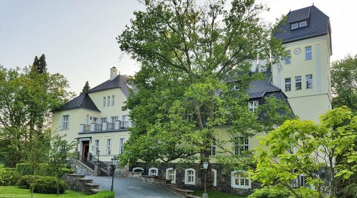 Pałac Ciekocinko Foto T. Kamiński