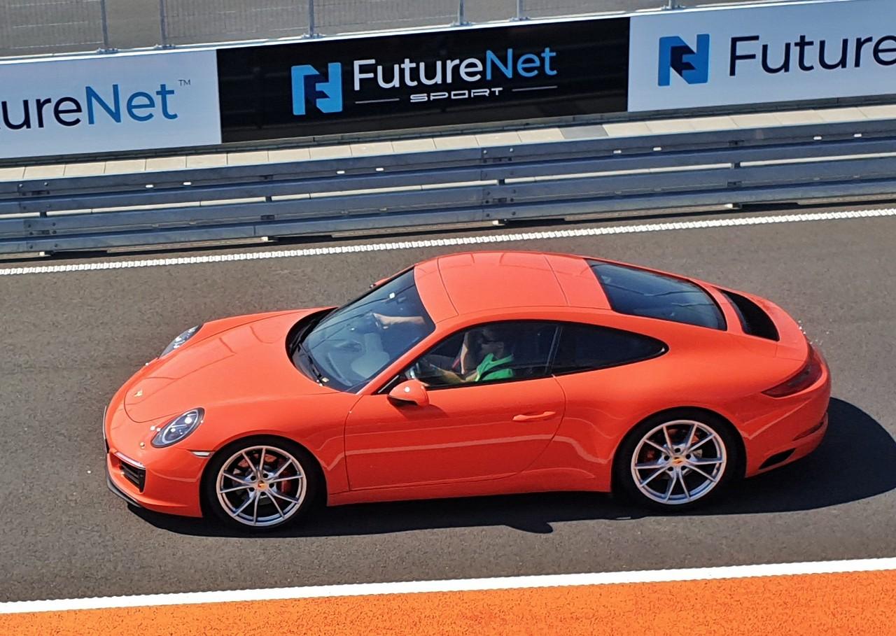 Porsche Academy Foto Tomasz Kamiński